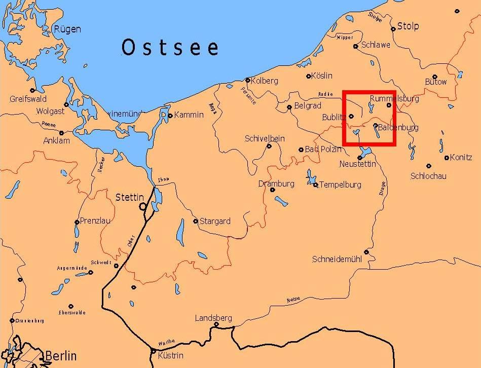 Wo Liegt Pommern